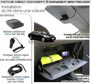 Camera De Surveillance Pour Voiture : camera auto anti vandalisme goulotte protection cable exterieur ~ Medecine-chirurgie-esthetiques.com Avis de Voitures
