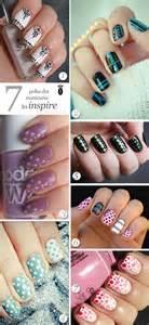 Polka dot nail art designs to inspire