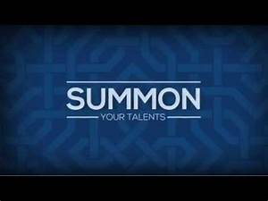 Summon Your Talents at St. Mary's Law - YouTube