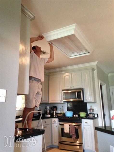 DIY Recessed and Under Cabinet Lighting. Upgrade those