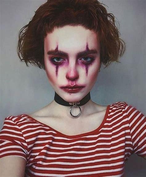 halloween clown   ideen fuer maedchen und frauen