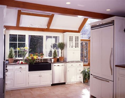 Interior Design Ideas For Kitchen Color Schemes by The Balance Between The Small Kitchen Design And