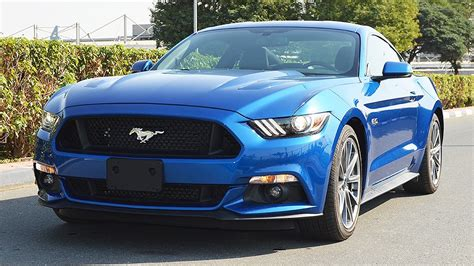 Ford Mustang Gt Premium+, V8 5.0l, Gcc Specs With 3 Years