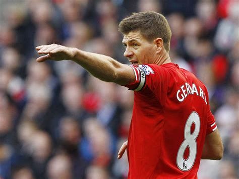 Report: Gerrard out six weeks with hamstring injury ...