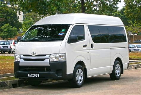 Toyota Hiace by Toyota Hiace