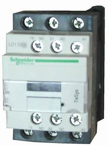 Schneider Electric Lc1d18 B7 18 Amp Contactor