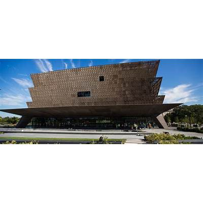 Inside the National Museum of African American History and