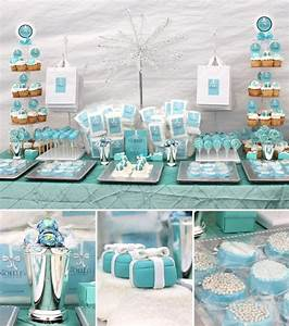 tiffanys theme party bridal shower themes pinterest With themes for wedding showers