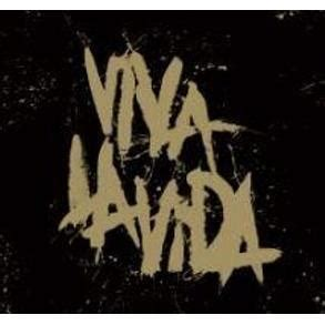 testo ink coldplay viva la vida prospekt s march edition reissue