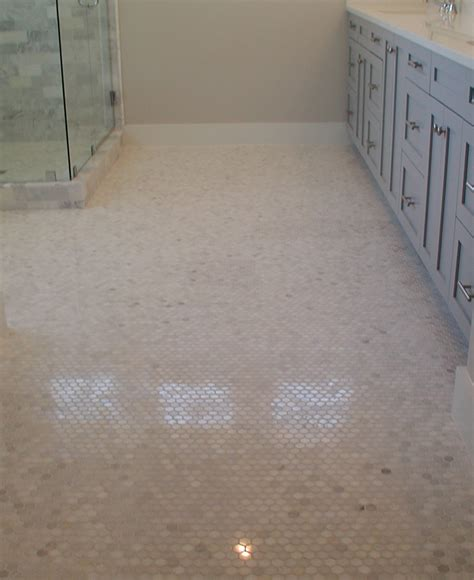 Hexagonal Tiles For Bathroom Floor by Tile For Interior And Exterior Projects With
