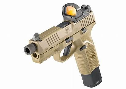 Fn Tactical 509 Pistol Guns Optics Fde