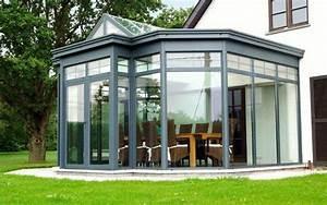 Prix D Une Veranda : le prix d une v randa en aluminium maison passion ~ Dallasstarsshop.com Idées de Décoration