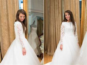 beautiful jinger duggar tries on wedding dresses With duggar wedding dresses