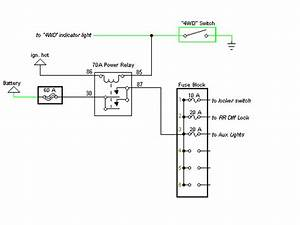Oem E-locker Switch W   Diy Relay Circuit