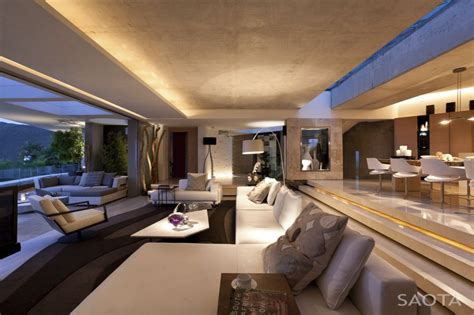 mansion living room with tv capetown modern house for luxury mansions and Modern