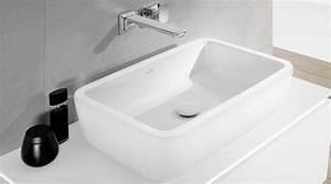 Waschbecken Villeroy Boch : villeroy und boch waschbecken online kaufen megabad ~ Frokenaadalensverden.com Haus und Dekorationen