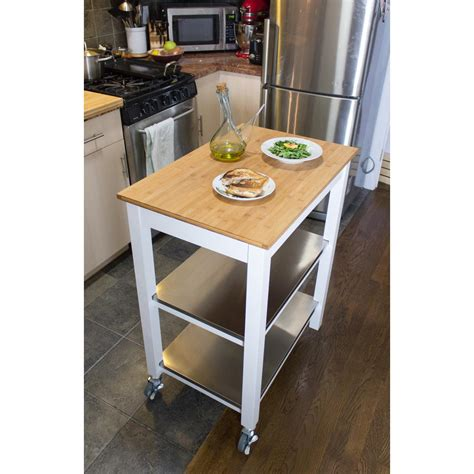 white kitchen cart ultimate white kitchen cart with chopping block csk 850