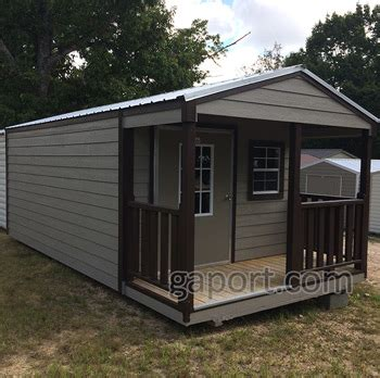 Portable Porches by Porch Houses Portable Buildings With Porches