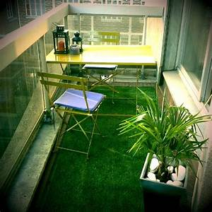 Table De Balcon Ikea : relooking du balcon clara circus ~ Teatrodelosmanantiales.com Idées de Décoration