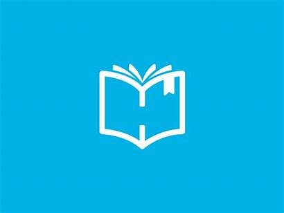 Library Logos Dribbble Devon Education Books Icon