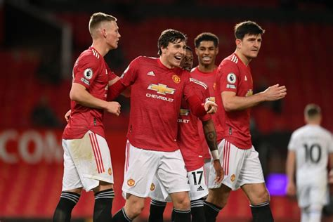 Manchester United Players Rated In Win Vs Leeds United ...