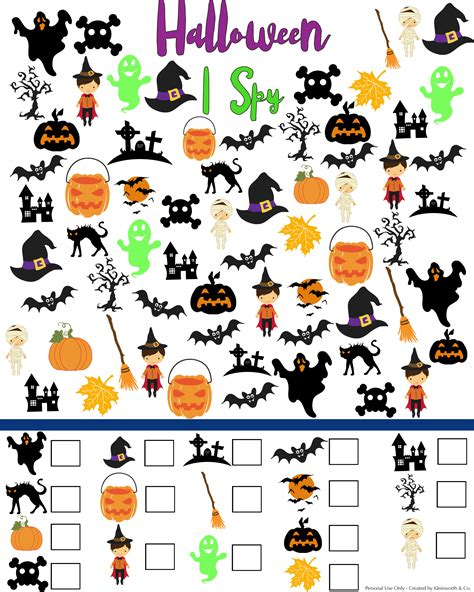 free halloween i spy printable kleinworth co