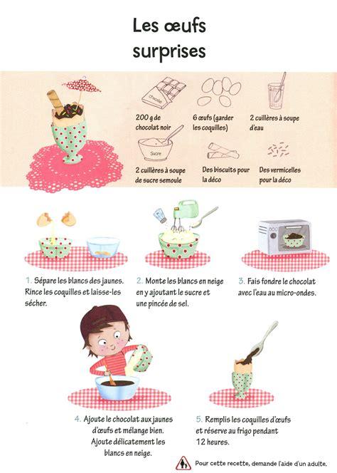 recette de cuisine pâques recette de cuisine pour enfant fetes