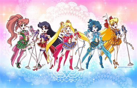 japanese pop idol sailor moon redesigns