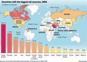 Extent of global oil reserves a matter of some dispute ...