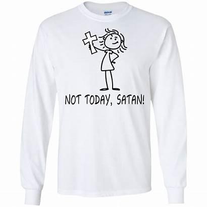 Today Satan Sweatshirt Tank Hoodie