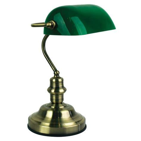 lighting australia bankers l in antique brass oriel lighting nulighting au