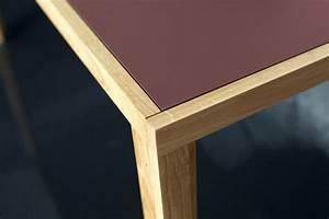 Linoleum Für Tischplatte : gastronomietische von alvari gastronomietisch eichentafel ~ Markanthonyermac.com Haus und Dekorationen