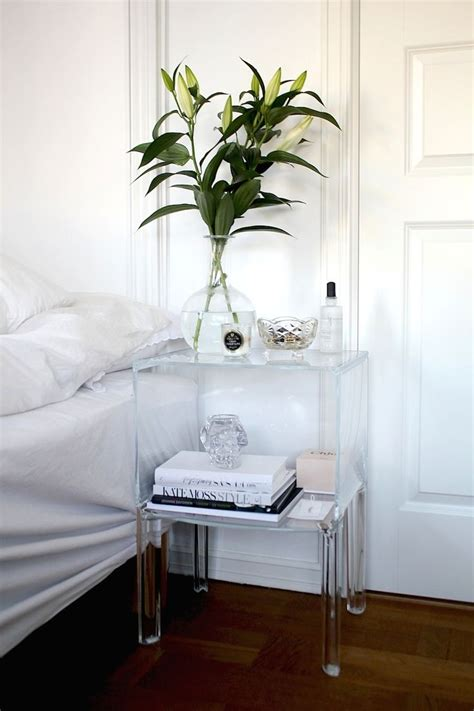 bedroom end table ls best 25 acrylic side table ideas on pinterest acrylic