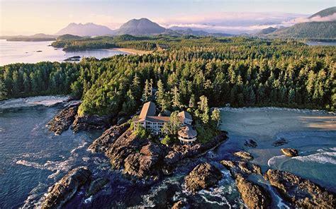 canada hotels resort inn wickaninnish leisure travel score