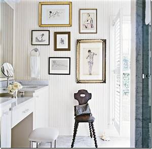 book giveaway southern living style simplified bee With bathroom artwork ideas