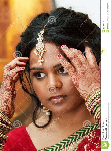 hindu bride stock photo image  indian bracelet