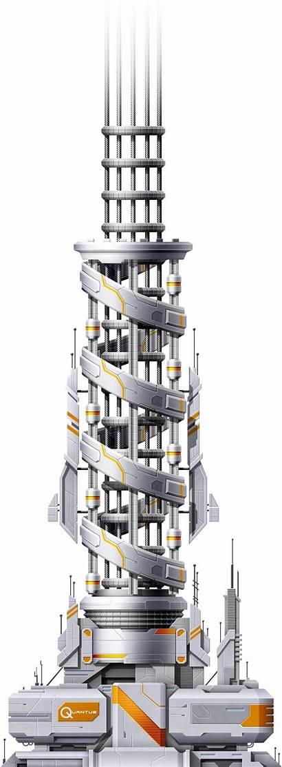 Space Elevator Trainstation Fandom Wiki