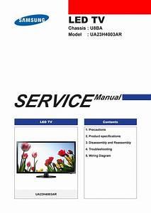 Manual De Servi U00e7o Do Televisor Marca Samsung Modelo