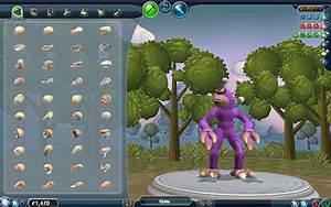 Spore Creature Creator U0026 Sporelebrity Contest