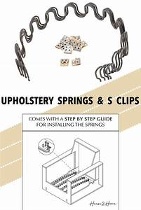 27 U0026quot  Sofa Upholstery Spring Replacement Kit  2pk Springs W