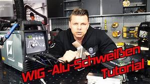 Alu Schweißen Wig : wig aluminium schwei en lernen f r anf nger schwei kurs ~ Kayakingforconservation.com Haus und Dekorationen