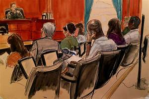 "ILLUSTRATED COURTROOM: THE ""FABULOUS FAB"" JURY"