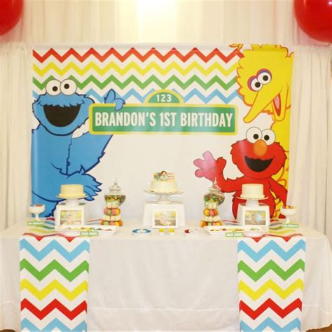 880 best 1st birthday themes boy images on 15 best sesame party images on sesame streets sesame party and 1st