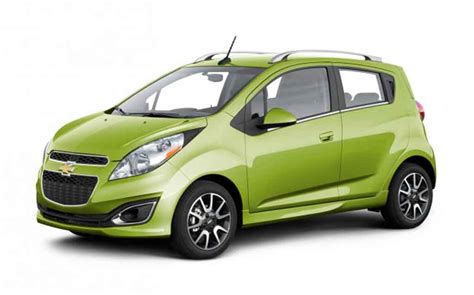 2013 Chevrolet Spark Review And Pictures  Car Review