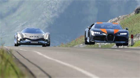 Koenigsegg jesko absolut vs bugatti chiron super sport 300+ at monza full course. Devel Sixteen vs Chiron Super Sport 300+ vs La Voiture Noirevs vs Jesko ... in 2020   Super ...