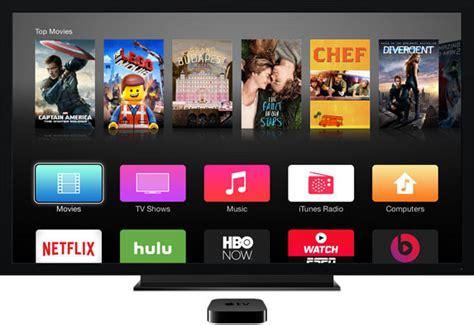 apple plans  debut  apple tv  september  touch