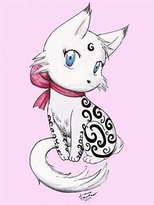 -Request- Chibi Cat by AustriaKaninchen on DeviantArt