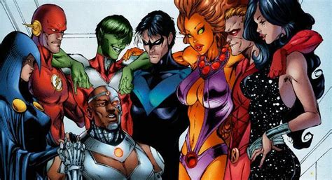 action teen titans tv show  coming