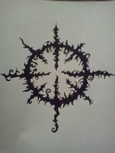 Chaos Star Tattoo by Yourblackgod on DeviantArt