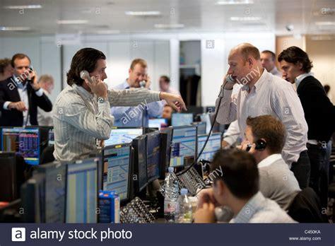 broker to broker trade bgc voice electronic brokerage company trading floor